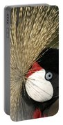 Crown Crane Close Up Portable Battery Charger