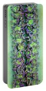 Crown Flower Lei Portable Battery Charger