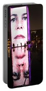 Crown Fountain Reflections Portable Battery Charger