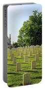 Crown Hill National Cemetery, Indianapolis, Indiana Portable Battery Charger