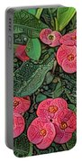 Crown Of Thorns Delight Portable Battery Charger
