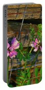 Crown Vetch 1 Portable Battery Charger