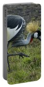 Crowned Crane Portable Battery Charger