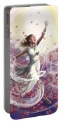 Crowned With Glory... Dancing In Glory Portable Battery Charger by Tamer and Cindy Elsharouni