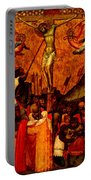 Crucifixion Portable Battery Charger