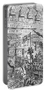 Cruikshank: London, 1851 Portable Battery Charger