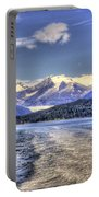 Cruise Ship Mountains 2 Portable Battery Charger