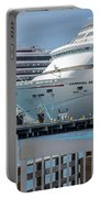 Cruise Ship Trio Portable Battery Charger