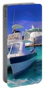 Cruising Blues Portable Battery Charger