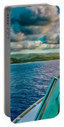 Cruising Hispaniola Portable Battery Charger