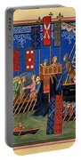 Crusades 14th Century Portable Battery Charger