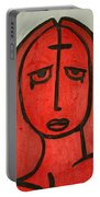 Crying Girl Portable Battery Charger