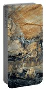 Crystal Cave Marble Formations Portrait Portable Battery Charger