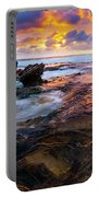 Crystal Cove Portable Battery Charger