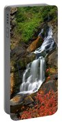 Crystal Falls Portable Battery Charger