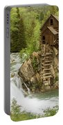 Crystal Mill In July Portable Battery Charger