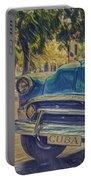 Cuba Car Portable Battery Charger