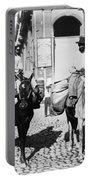 Cuba: Vendors, C1904 Portable Battery Charger