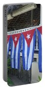 Cuban Flags Portable Battery Charger