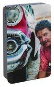 Cuban Mechanic Portable Battery Charger