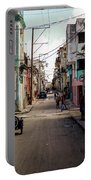 Cuban Street Portable Battery Charger
