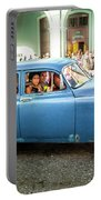 Cuban Taxi Portable Battery Charger