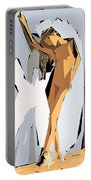 Cubism Series Xvi Portable Battery Charger