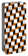 Cubism Squared Portable Battery Charger