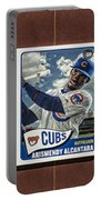 Cubs Card Collection Portable Battery Charger