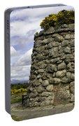 Culloden Battlefield Cairn Portable Battery Charger