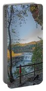 Cumberland Falls Ky From Eagle Falls Trail Portable Battery Charger