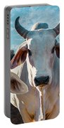 Cupcake Cows Portable Battery Charger
