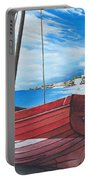 Cupecoy Beach Portable Battery Charger