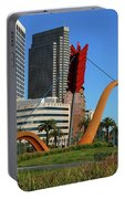 Cupid's Span At The Bay Portable Battery Charger
