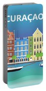 Curacao Horizontal Scene Portable Battery Charger