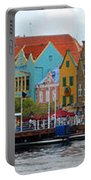 Curacao Willemstad Panorama Portable Battery Charger