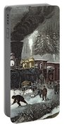 Currier And Ives Portable Battery Charger