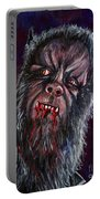 Curse Of The Werewolf Portable Battery Charger