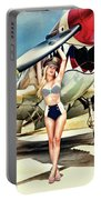 Curtis P-40 Warhawk Portable Battery Charger