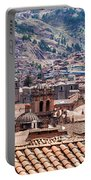 Cusco Cityscape Portable Battery Charger