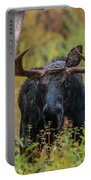 Custer In Autumn Portable Battery Charger