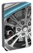 Custom Car Wheel Portable Battery Charger