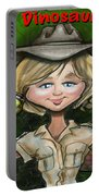 Custom Gift Caricature Portable Battery Charger