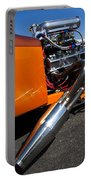 Custom Hot Rod Engine 2 Portable Battery Charger