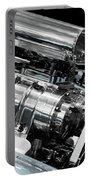Custom Racing Car Engine Portable Battery Charger