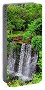 Cuttalossa Falls New Hope Pa Portable Battery Charger