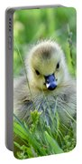Cute Goose Chick Portable Battery Charger