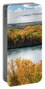 Cuyuna Country State Recreation Area - Autumn #2 Portable Battery Charger