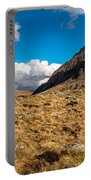 Cwm Idwal Panorama Portable Battery Charger