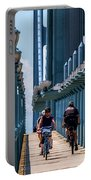 Cycling The Bridge Portable Battery Charger